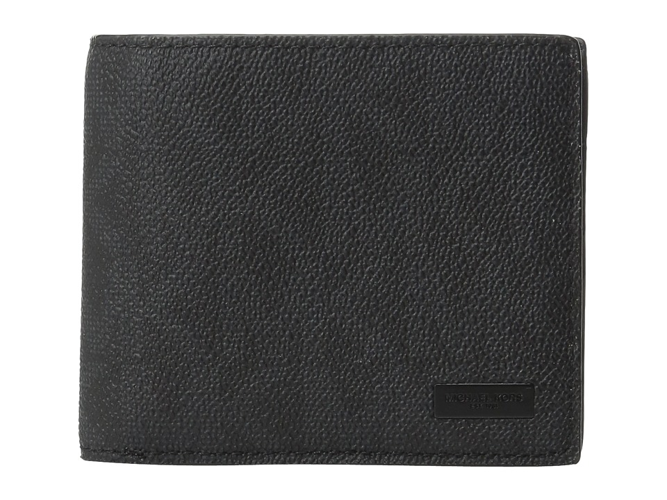 Michael Kors - Jet Set Billfold (Black) Wallet Handbags