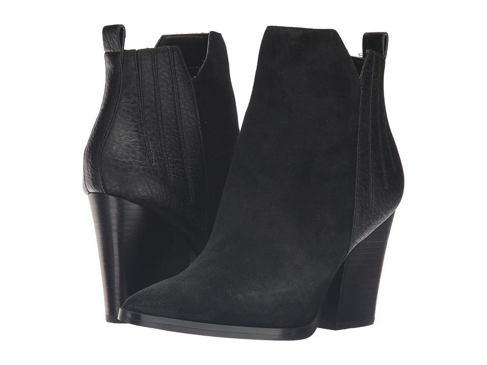 GUESS - Millie (Black) Women's Boots