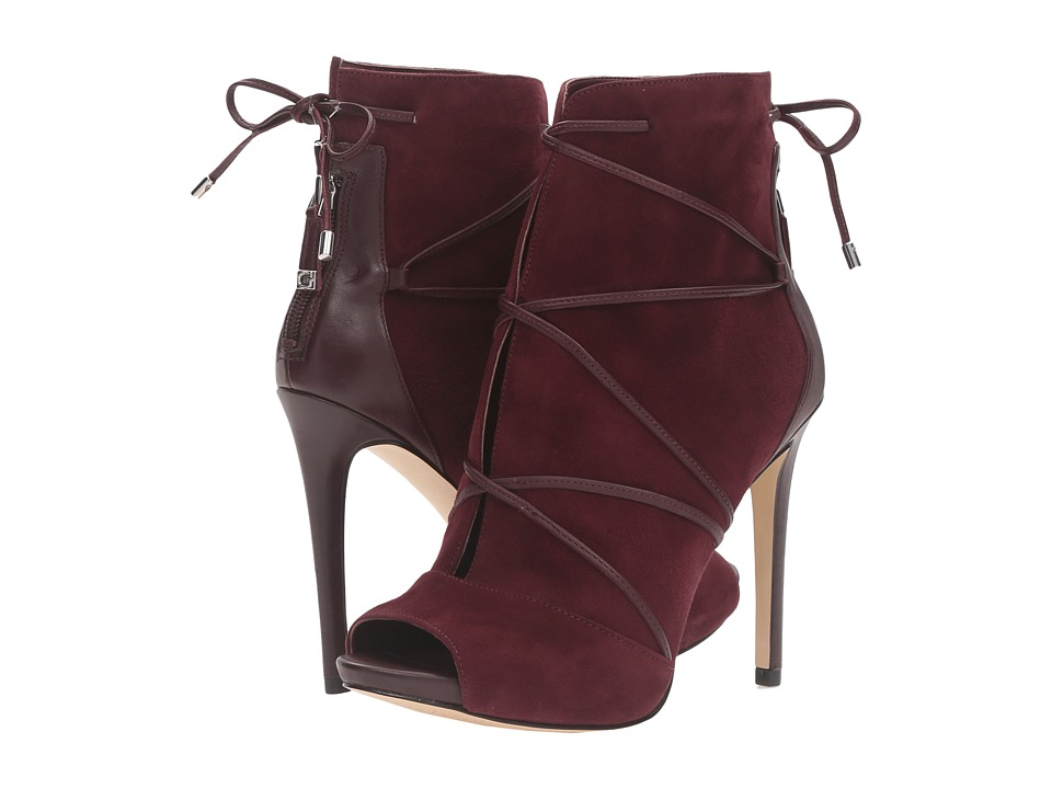 GUESS - Ayana (Burgundy) Women's Boots