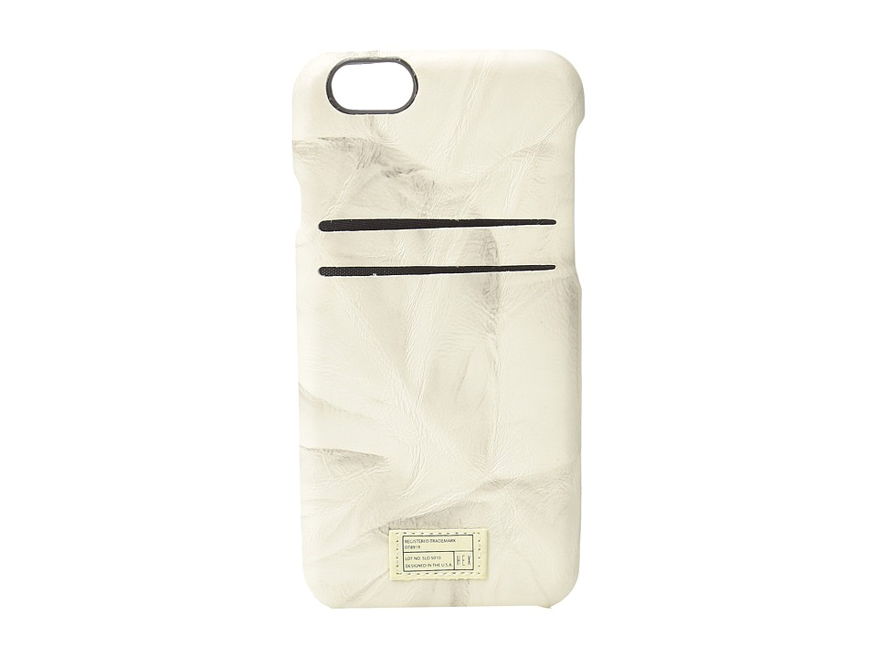HEX - iPhone6/6S Solo Wallet (Ivory Heritage) Cell Phone Case