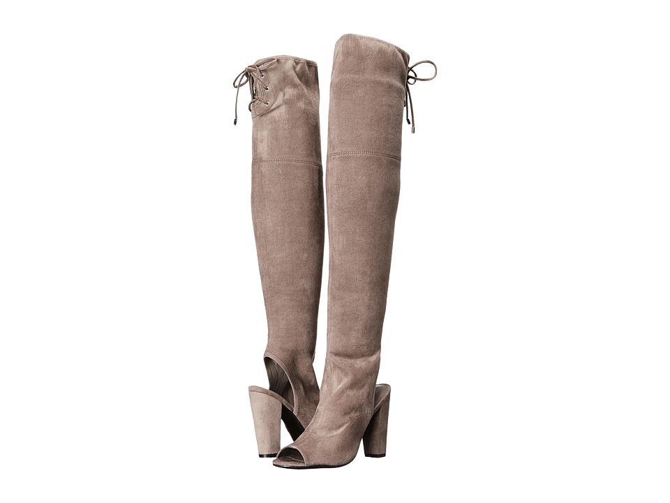 GUESS - Galle (Gray) Women's Boots