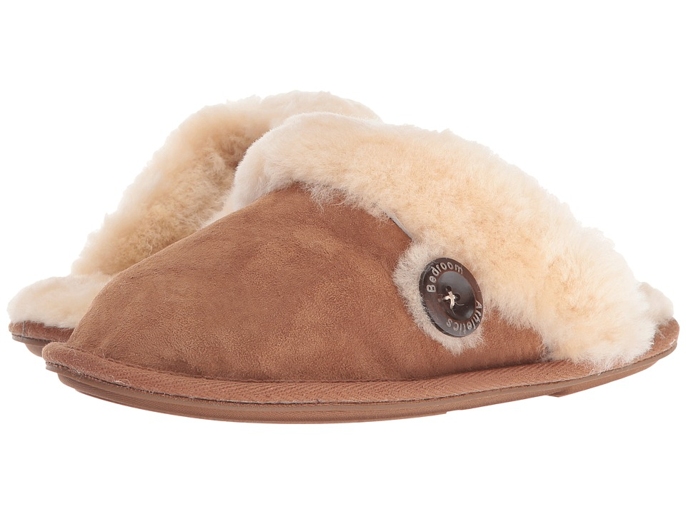Bedroom Athletics - Molly (Chestnut) Women's Slippers
