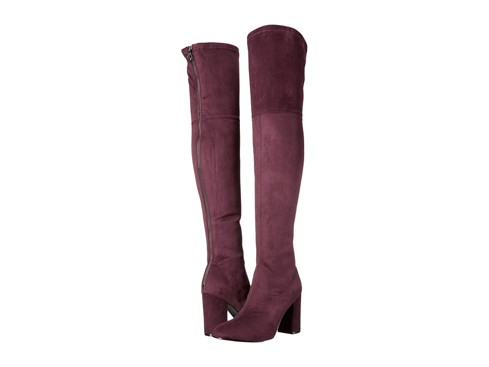 GUESS - Arla (Burgundy) Women's Boots