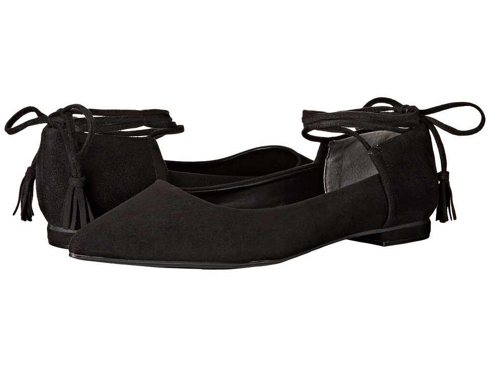 GUESS - Vida (Black) Women's Flat Shoes