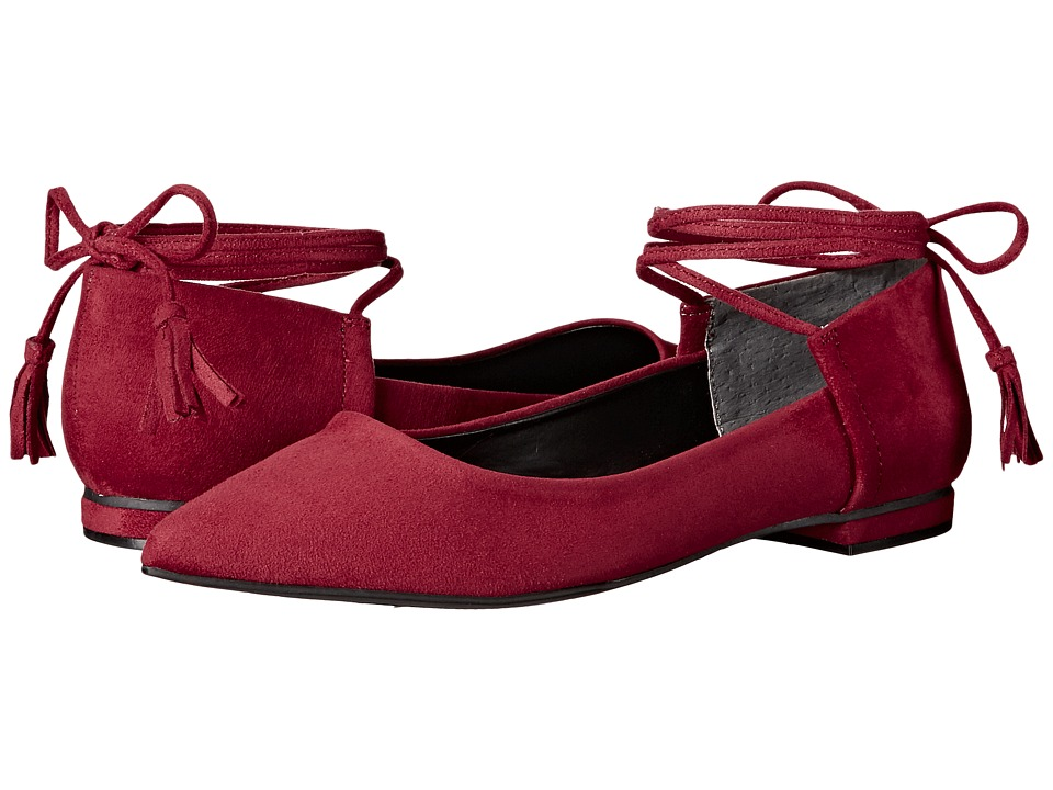 GUESS - Vida (Red) Women's Flat Shoes
