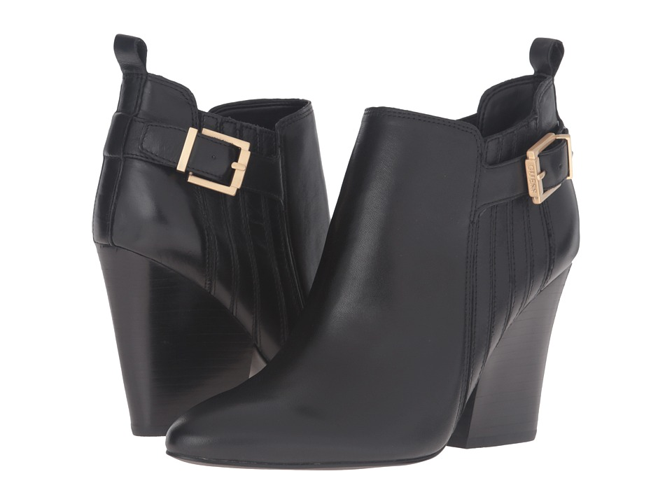 GUESS - Nicolo (Black) Women's Boots