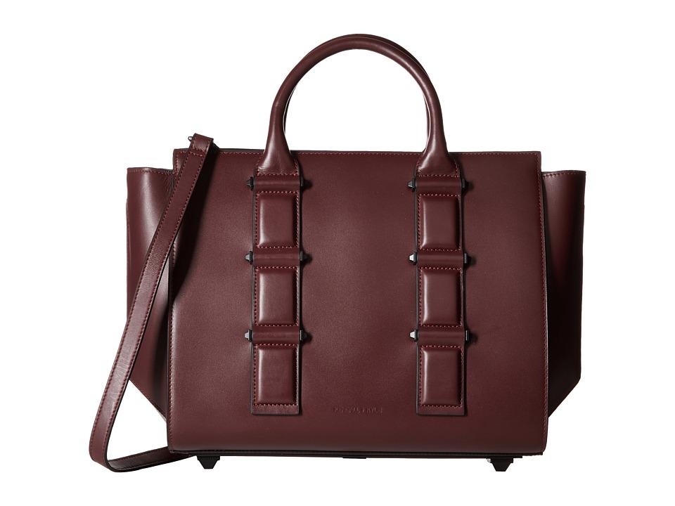 KENDALL + KYLIE - Katherine Tote (Red Plum) Tote Handbags