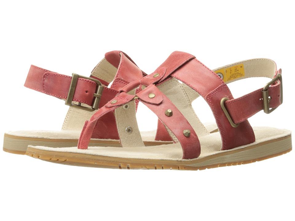 Caterpillar Casual - Birdsong (Paprika) Women's Shoes