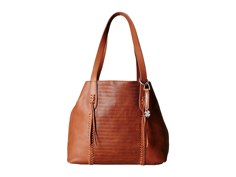 Lucky Brand - Noah Tote (Brandy) Tote Handbags