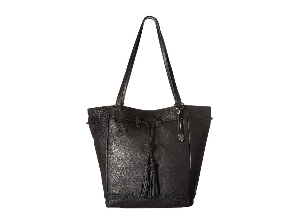 Lucky Brand - Shadow Tote (Black) Tote Handbags