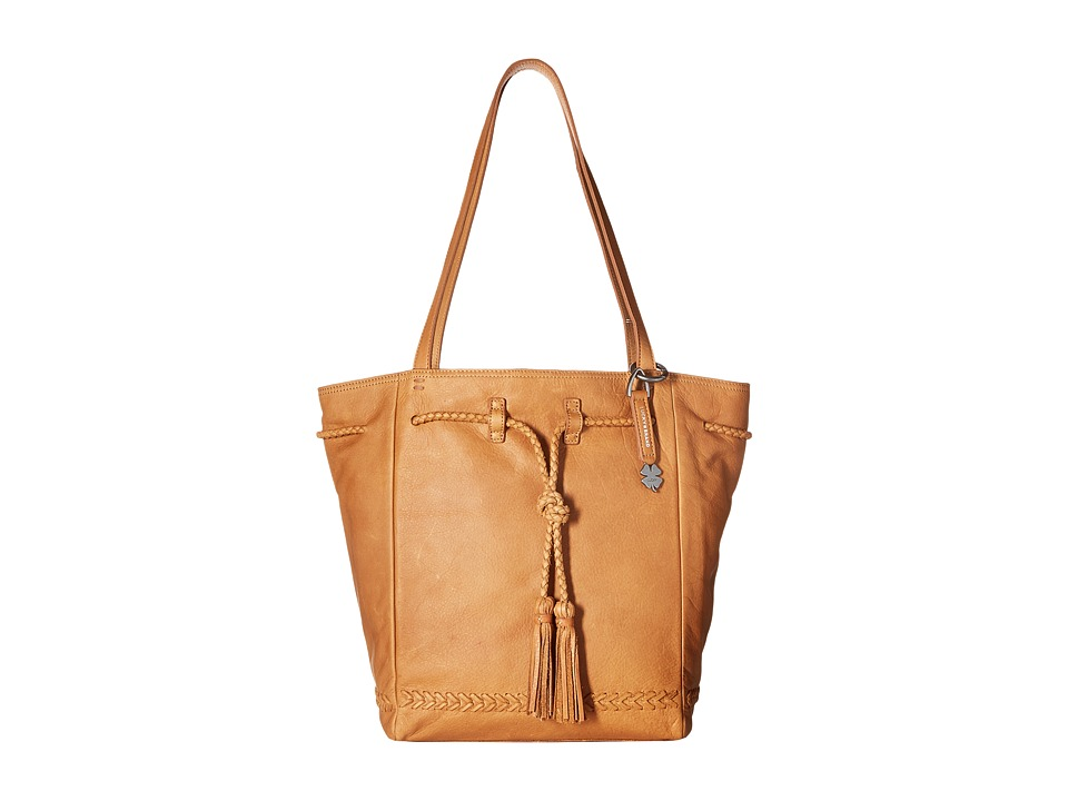 Lucky Brand - Shadow Tote (Tobacco) Tote Handbags