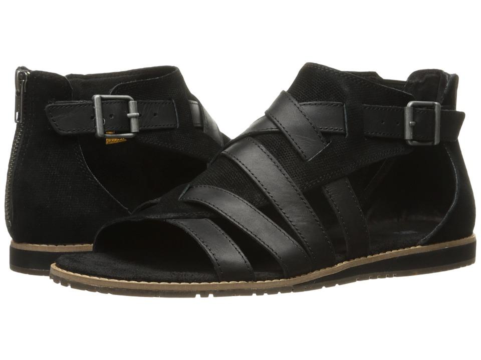 Caterpillar Casual - Sunswept (Black) Women's Shoes