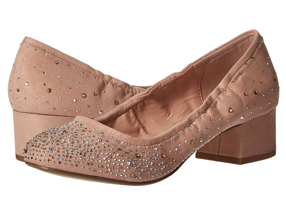 Athena Alexander - Bexley (Blush Suede) Women's Shoes
