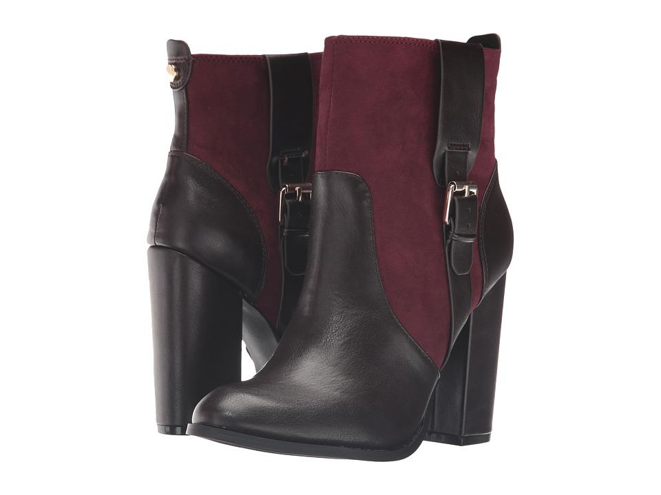 Athena Alexander - Layla (Burgundy Suede) Women's Boots