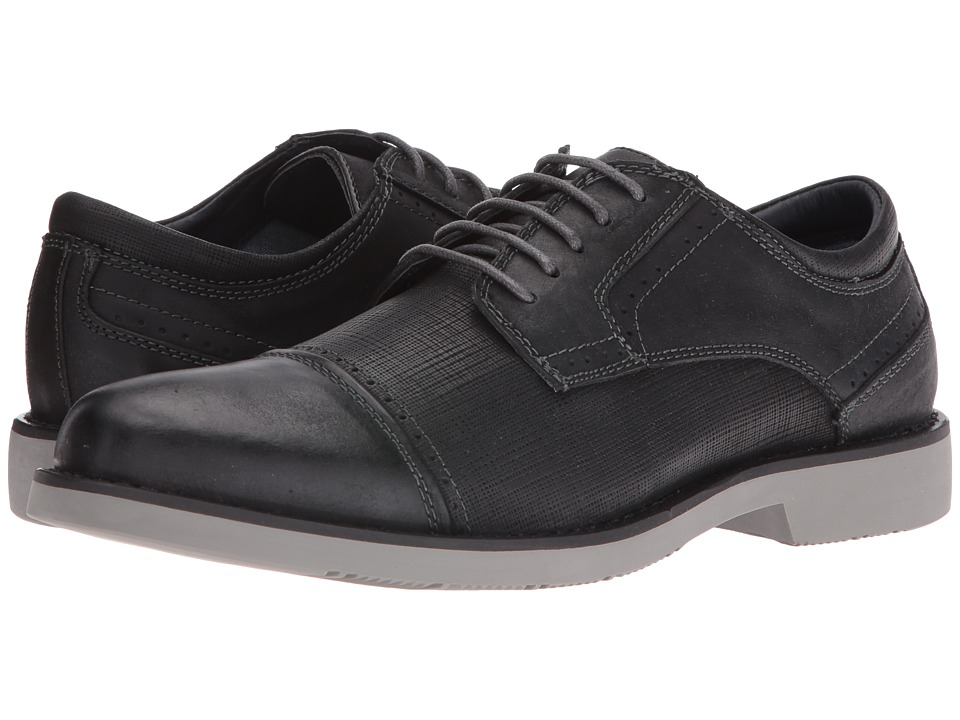 Steve Madden Transmit (Black) Men