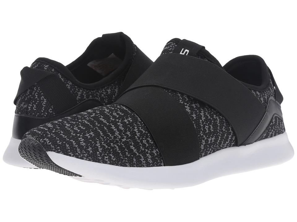 Steve Madden - Bryden (Black/Grey) Men's Slip on Shoes