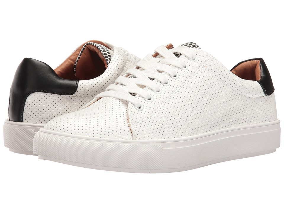Steve Madden - Hester (White) Men's Lace up casual Shoes