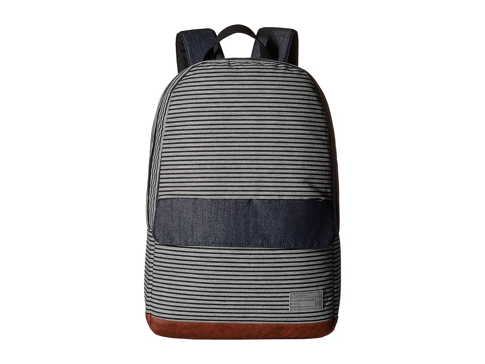 HEX - Echo Backpack (Stinson Stripe/Denim) Backpack Bags