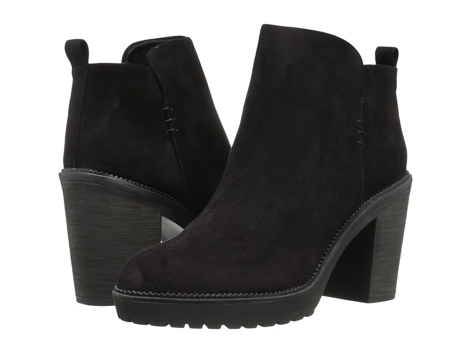 Callisto of California Lilith (Black Suede) Women