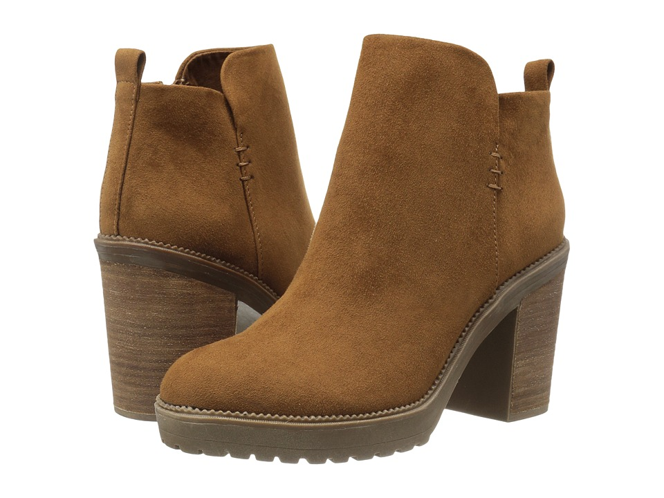 Callisto of California Lilith (Tan Suede) Women