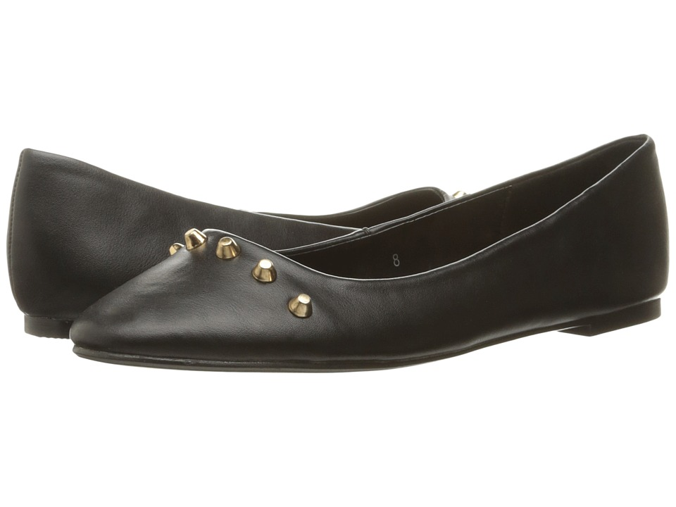Callisto of California - Eaden (Black Leather) Women's Shoes