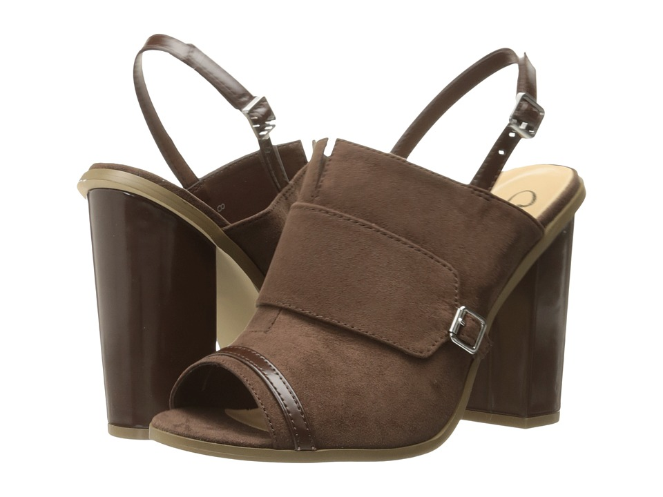 Callisto of California Emerson (Brown Suede) Women
