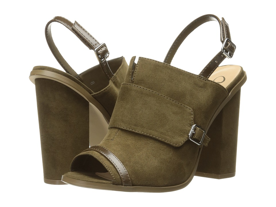 Callisto of California Emerson (Khaki Suede) Women
