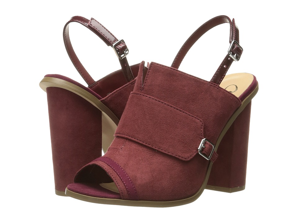 Callisto of California Emerson (Wine Suede) Women