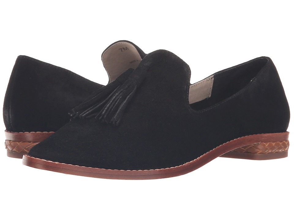 Matt Bernson - Emerson (Black Suede) Women's Slip on Shoes