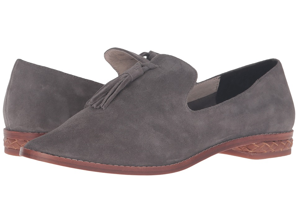 Matt Bernson - Emerson (Slate Suede) Women's Slip on Shoes