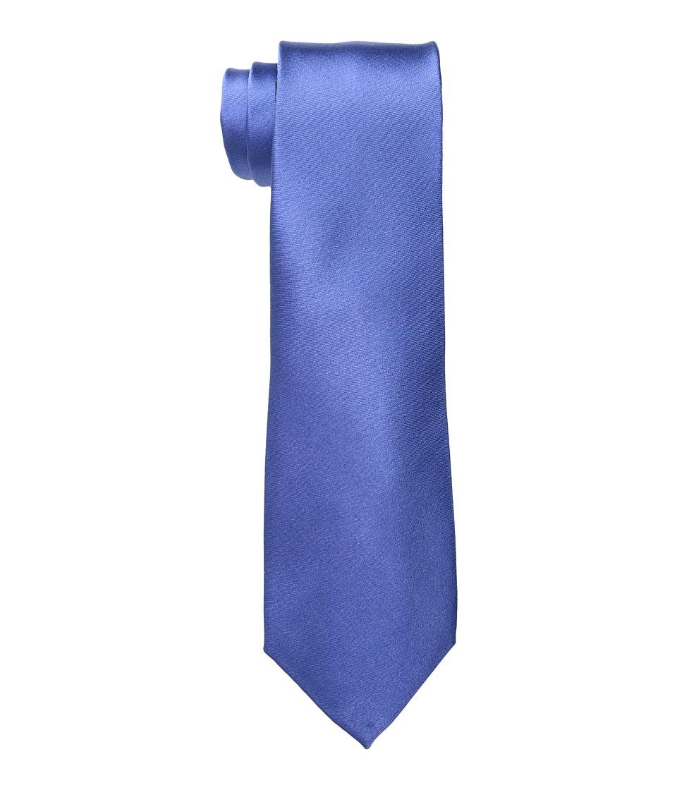 LAUREN Ralph Lauren - Ascot Silks Tie (Light Blue) Ties