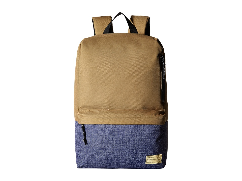 HEX - Exile Backpack (Aspect Khaki/Denim) Backpack Bags