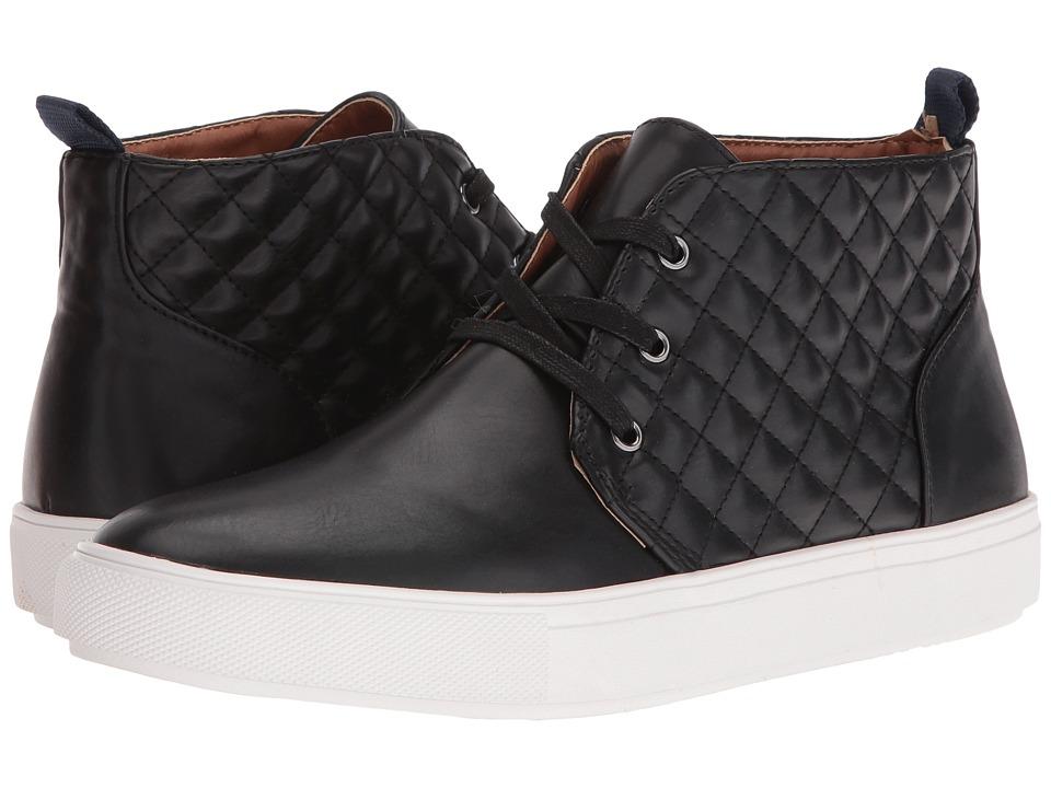 Steve Madden - Jaedon (Black) Men's Lace up casual Shoes
