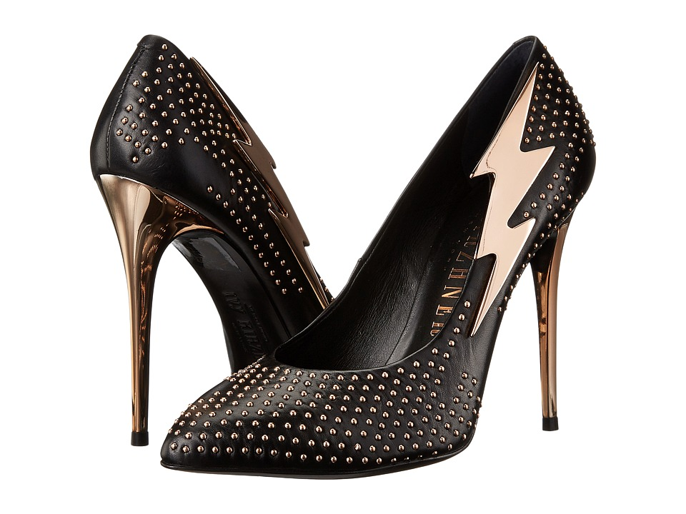 IVY KIRZHNER - Lightning (Black) Women's Shoes