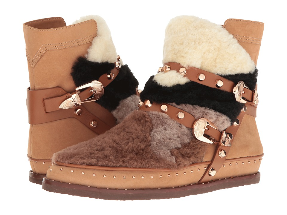 IVY KIRZHNER - Antarctic (Camel) Women's Shoes