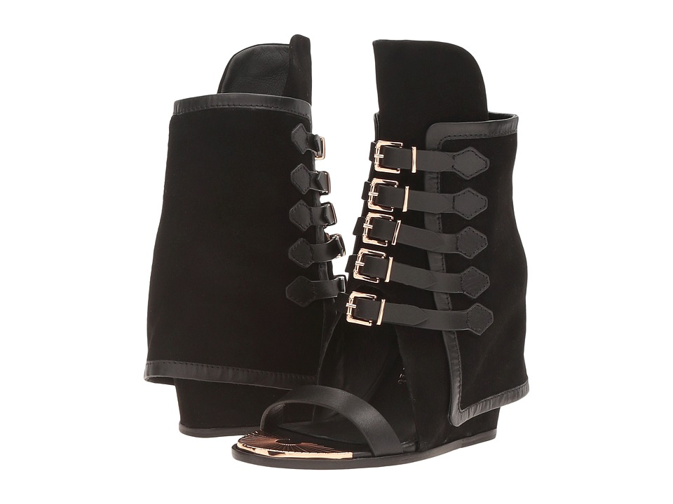 IVY KIRZHNER - Montana (Black) Women's Shoes
