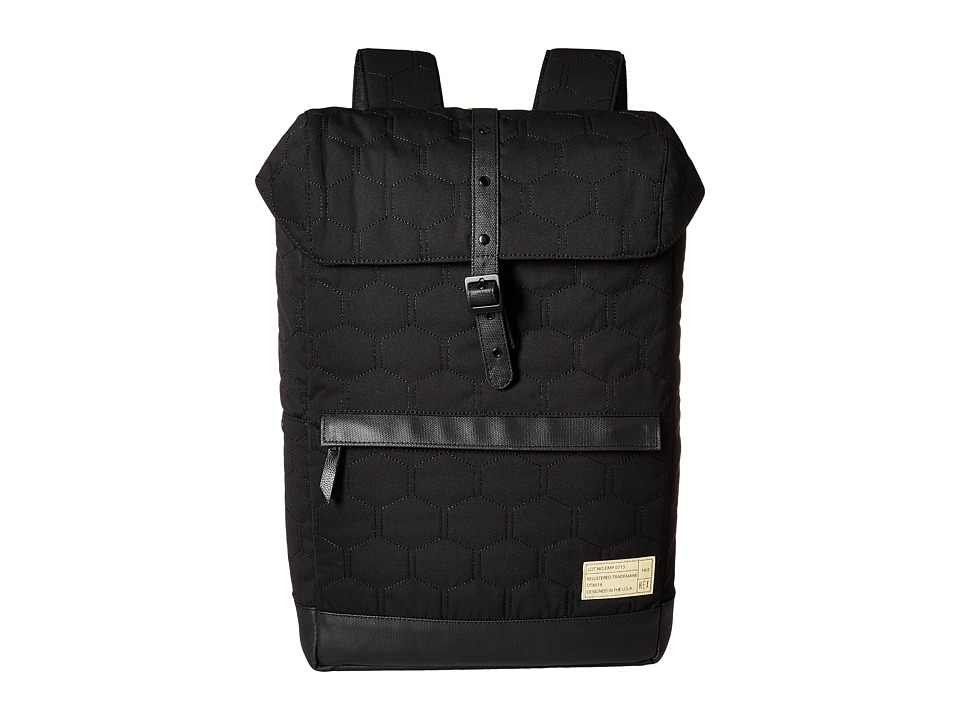 HEX - Alliance Backpack (Empire Black/Quilt) Backpack Bags