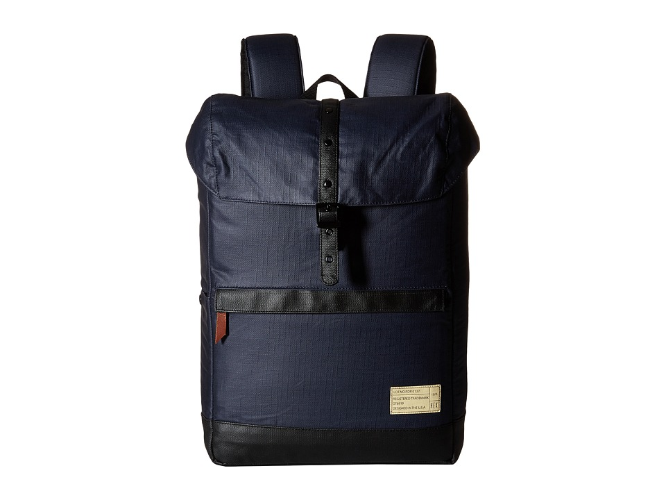 HEX - Alliance Backpack (Radar Navy/Ripstop) Backpack Bags
