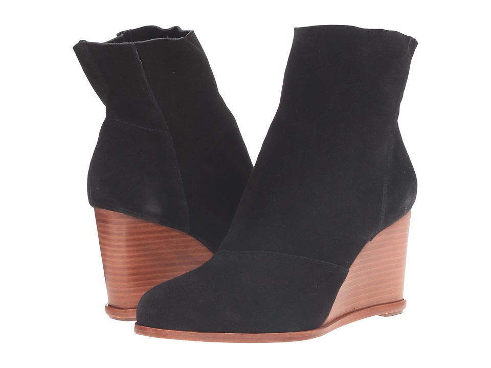Matt Bernson - Brooklyn (Black) Women's Boots