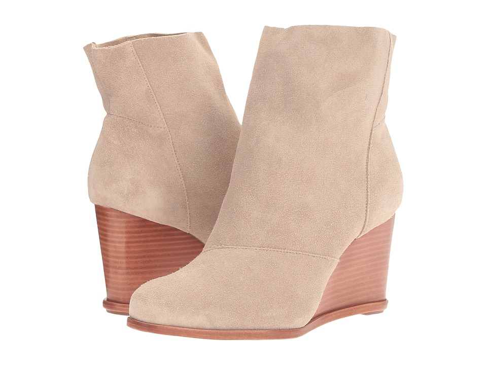 Matt Bernson Brooklyn (Taupe Suede) Women