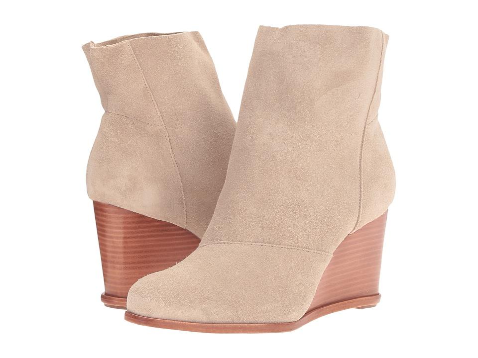 Matt Bernson - Brooklyn (Taupe Suede) Women's Boots