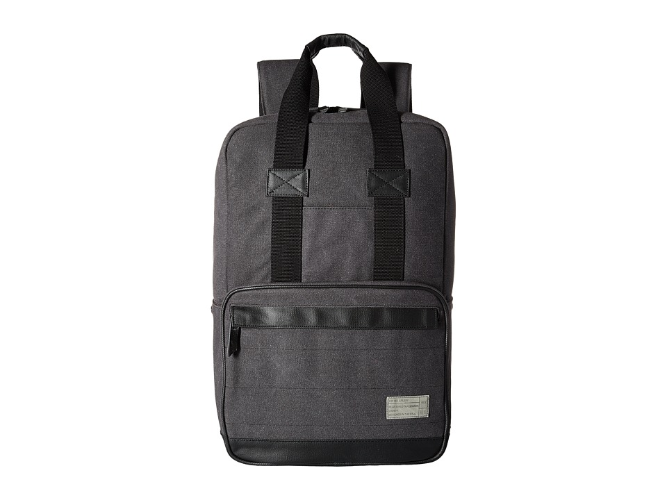 HEX - Convertible Backpack (Supply Charcoal) Backpack Bags