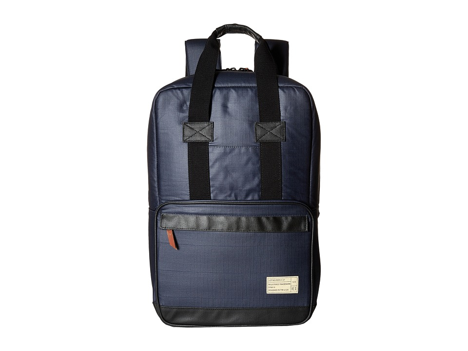 HEX - Convertible Backpack (Radar Navy/Ripstop) Backpack Bags