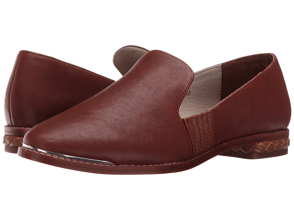 Matt Bernson - Ellington (Bourbon Leather) Women's Slip on Shoes