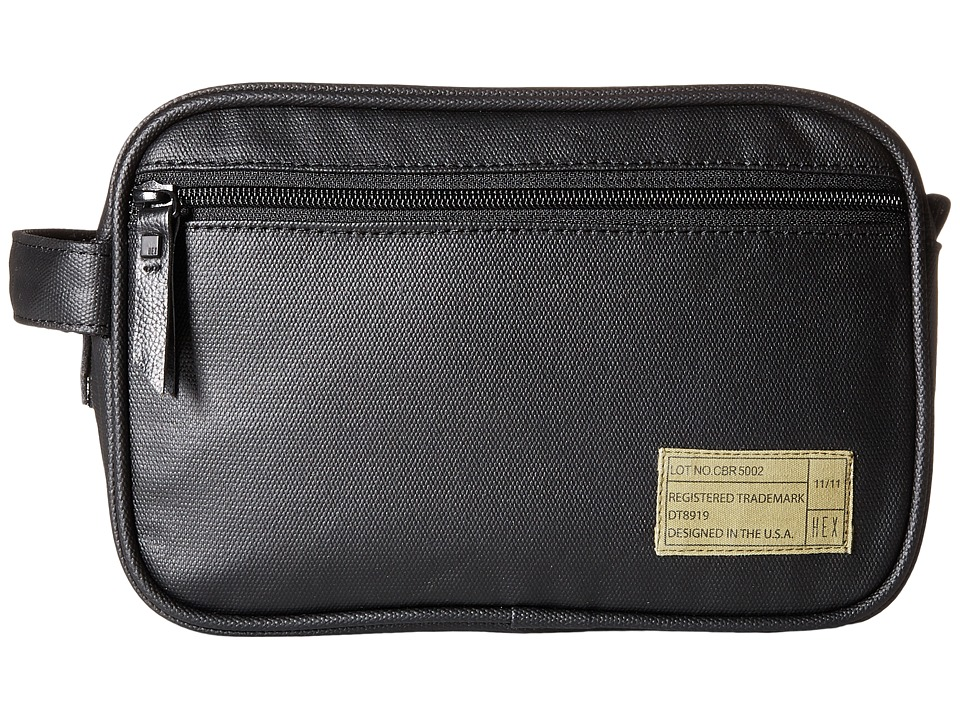 HEX - Dopp Kit (Calibre Black) Bags