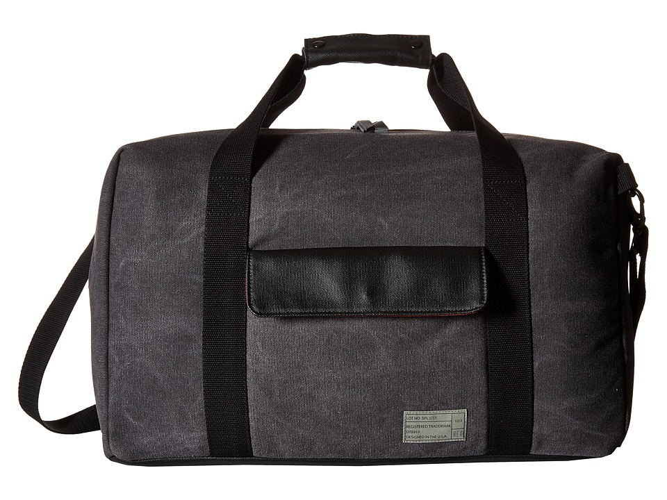 HEX - Drifter Duffel (Supply Charcoal) Duffel Bags