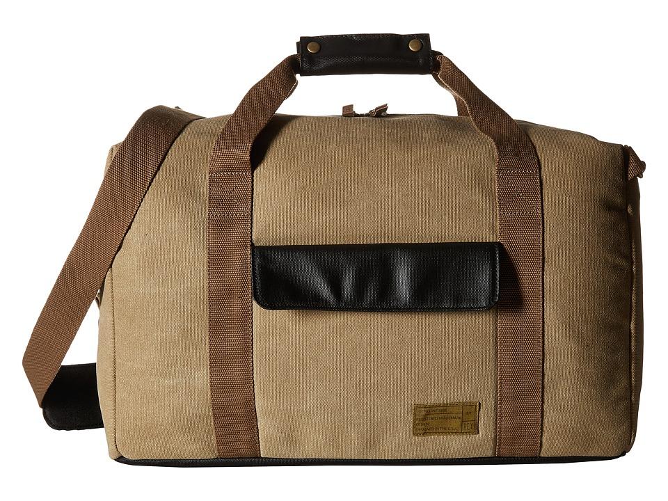 HEX - Drifter Duffel (Infinity Khaki) Duffel Bags