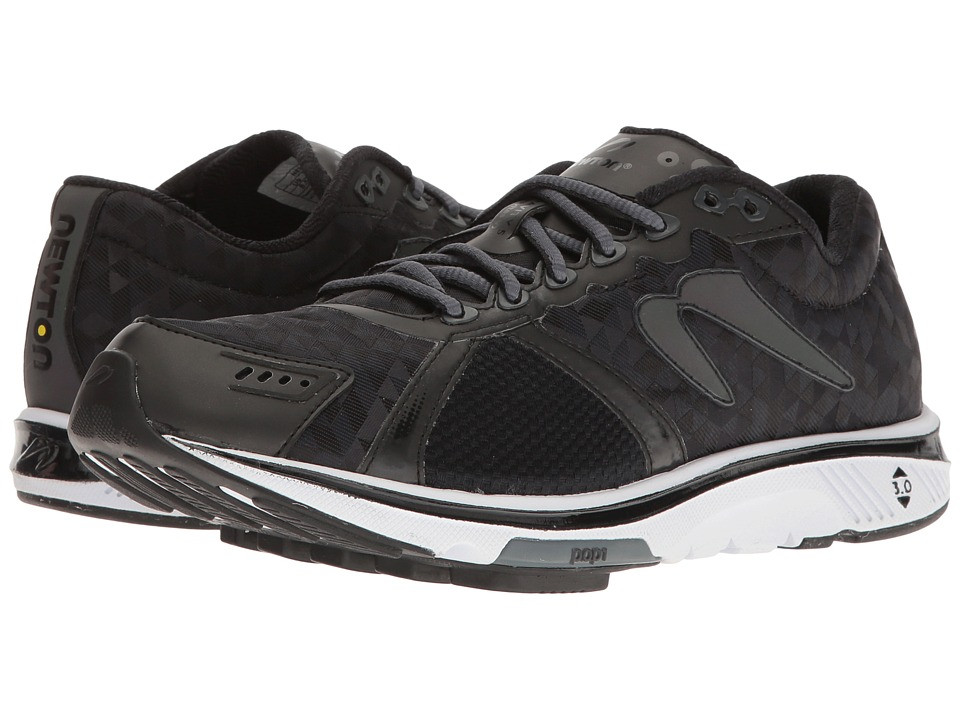 Newton Running - All Weather Gravity VI (Black/Black) Women's Shoes