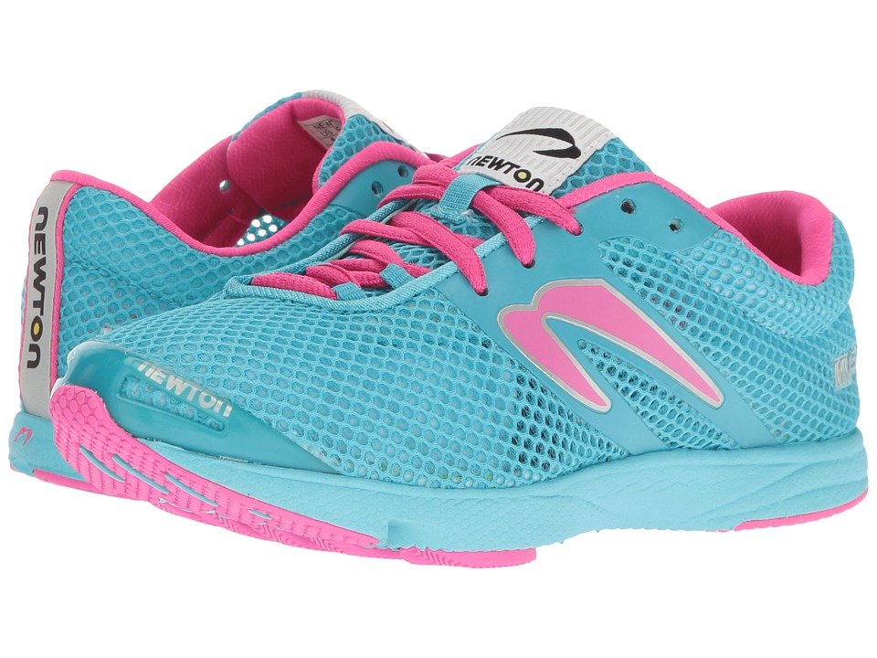 Newton Running - MV3 (Sky Blue/Pink) Women's Shoes