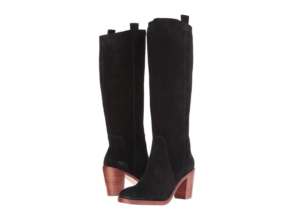 Matt Bernson - Wylde (Black Suede) Women's Boots